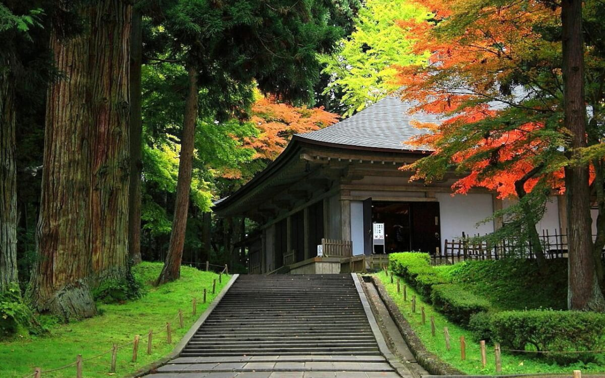 中尊寺の画像 p1_17