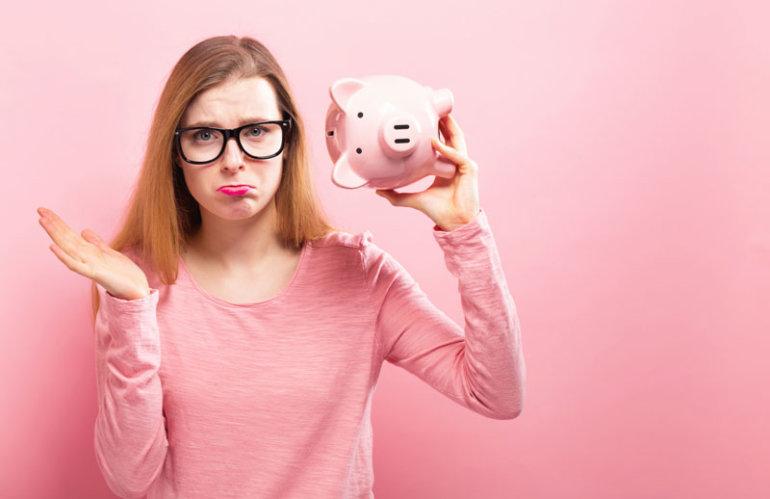 将来お金で困る可能性があるかも\u2026?「財運線」から金運の悪い