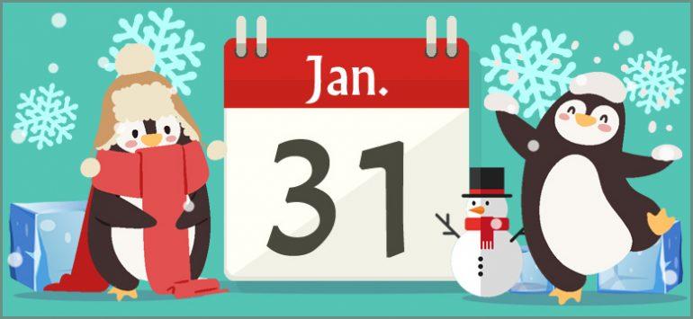 1月31日生まれの性格と相性、運...