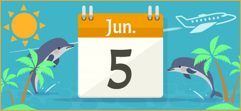 6月5日生まれの性格と相性、運勢...