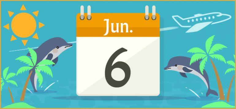 6月6日生まれの性格と相性、運勢...