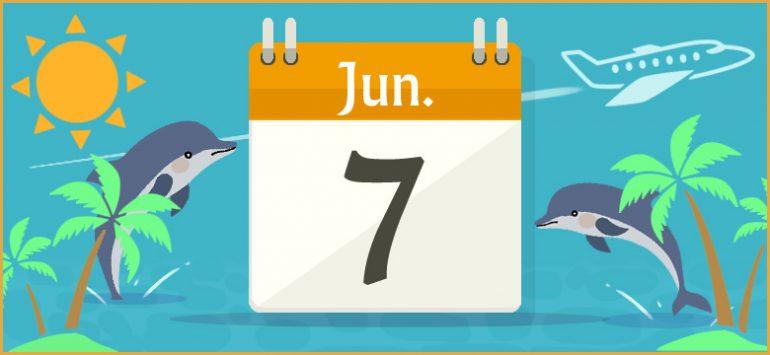 6月7日生まれの性格と相性、運勢...