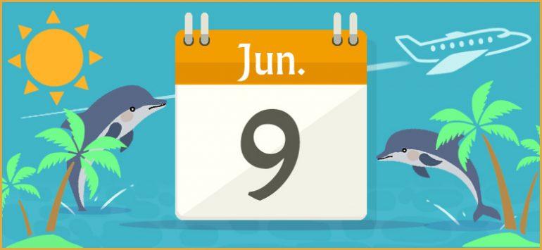 6月9日生まれの性格と相性、運勢、有名人は?