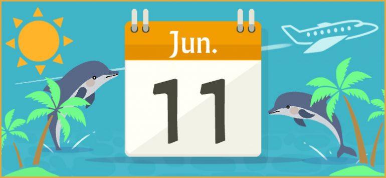 6月11日 - June 11 - JapaneseCl...