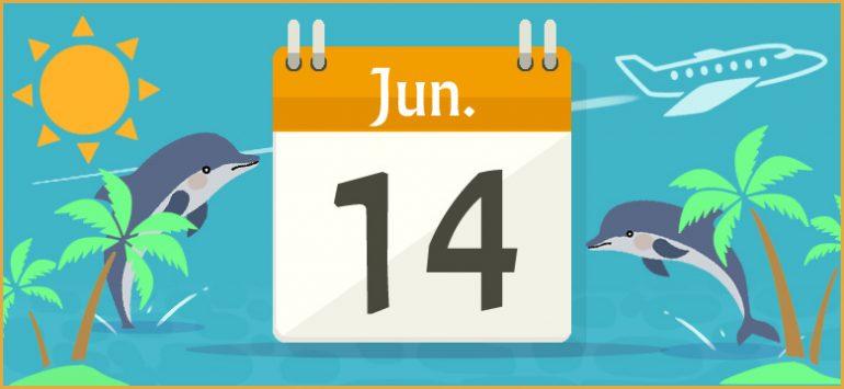 6月14日生まれの性格と相性、運...