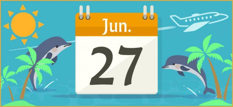 6月27日生まれの性格と相性、運勢、有名人は?|無料誕生日占い | 無料 ...