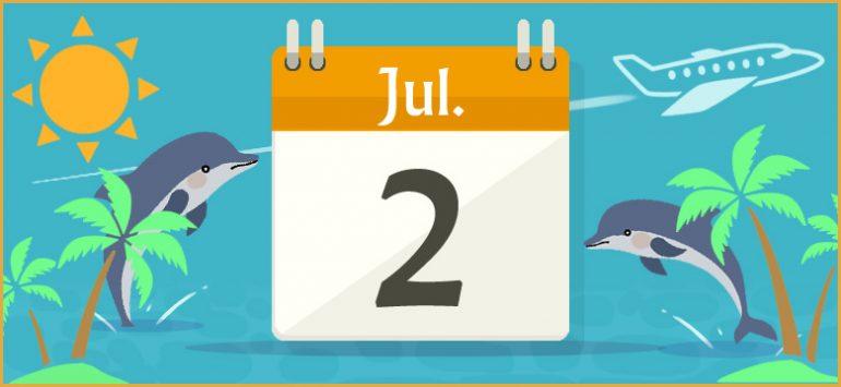 7月2日生まれの性格と相性、運勢...