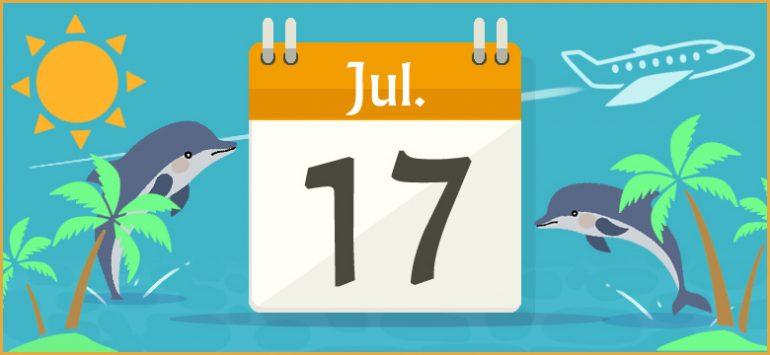 日 7 何 日 の 月 17 7月17日生まれのよく当たる誕生日占い