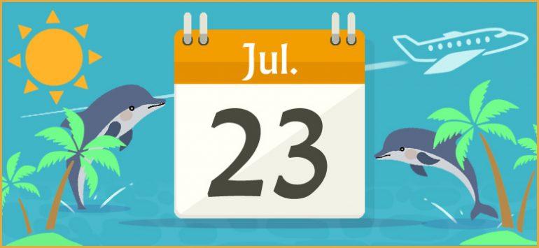 7月23日生まれの性格と相性、運...