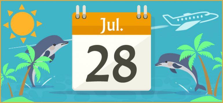 7月28日生まれの性格と相性、運...
