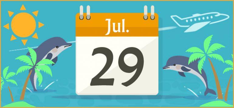 7月29日生まれの性格と相性、運...
