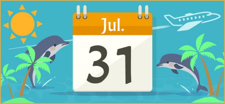 7月31日生まれの性格と相性、運...