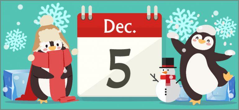 12月5日生まれの性格と相性、運...
