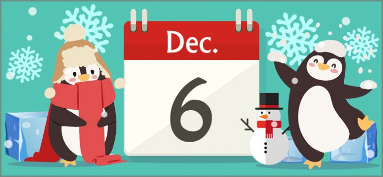12月6日生まれの性格と相性、運...