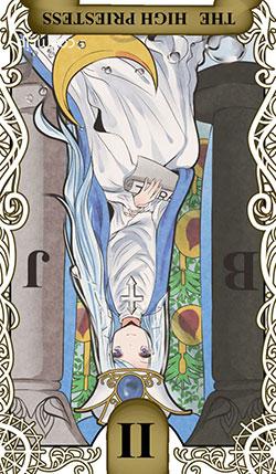 女教皇 逆位置